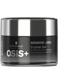 Schwarzkopf Professional OSiS+ Session Label Crystal Gel 65ml