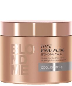 Schwarzkopf Professional Blondme Tone Enhancing Bonding Mask 200 ml (Ψυχρά Ξανθά)