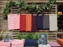 These linen colors are fabulous