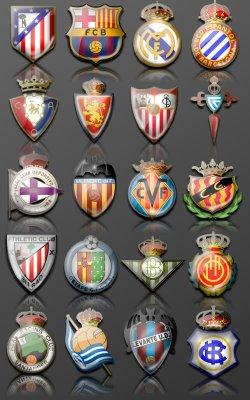 la-liga-icons