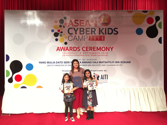 Starting 'em young: 2 Filipino cybersecurity kids take home
