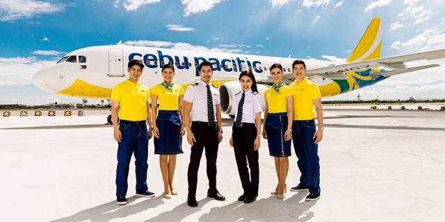 Cebu Pacific flight crew