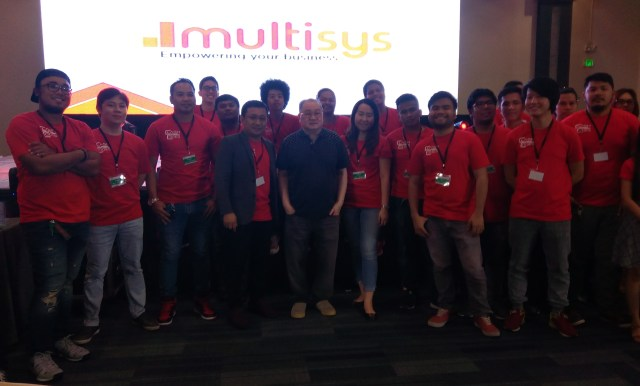 MVP and Almirol and Multisys