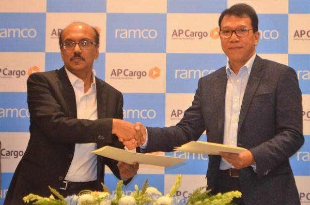 Ramco and AP Cargo partnership