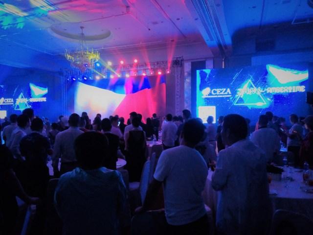 CEZA Crypto conference