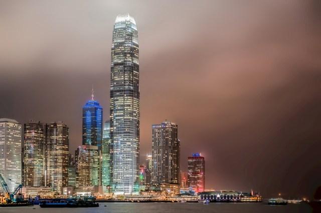 Hong Kong scene