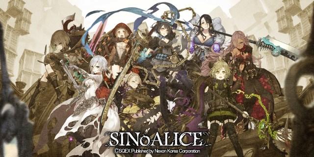 SINoALICE Banner