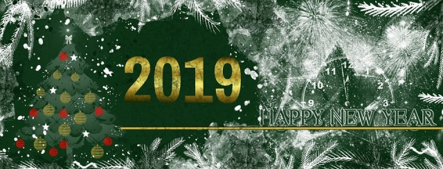 Happy New Year 2019 - Science and Digital News