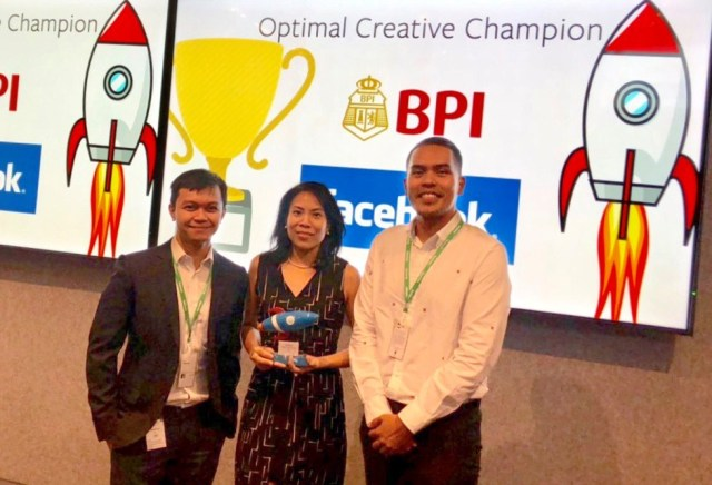 BPI accepts the Optimal Creative Champion Award - Science and Digital News