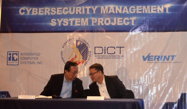 Cybersecurity DICT