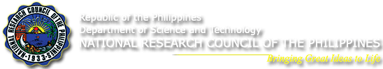 BOL National Research Council of the Philippines - Science and Digital News