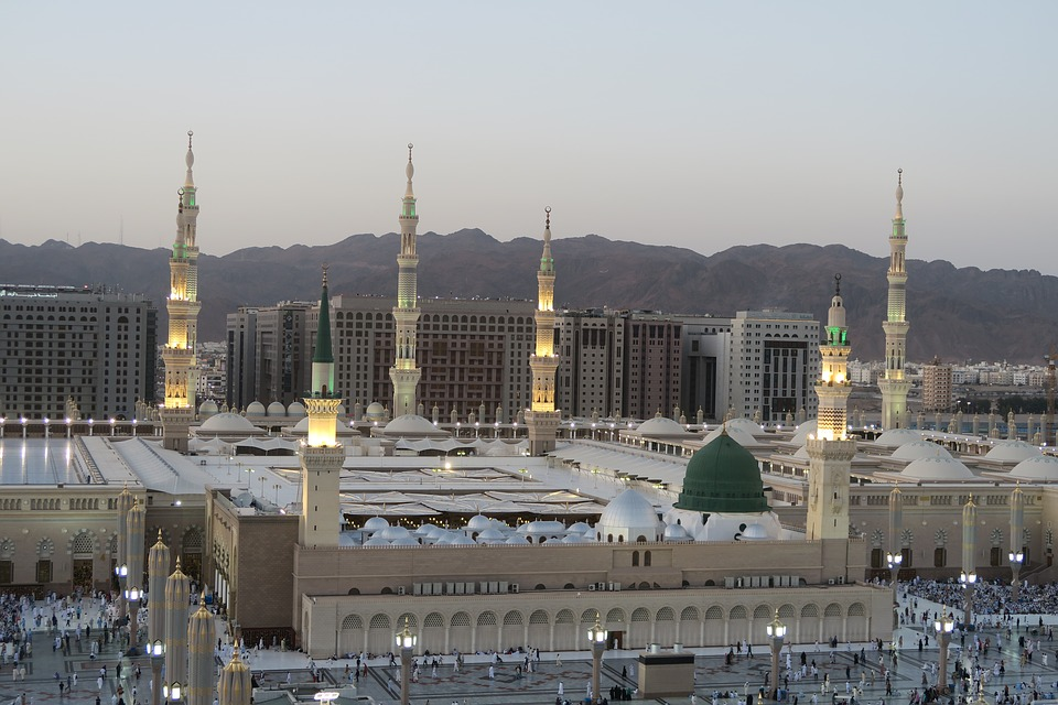 The Prophet's Mosque in Madinah NCMF - Science and Digital News