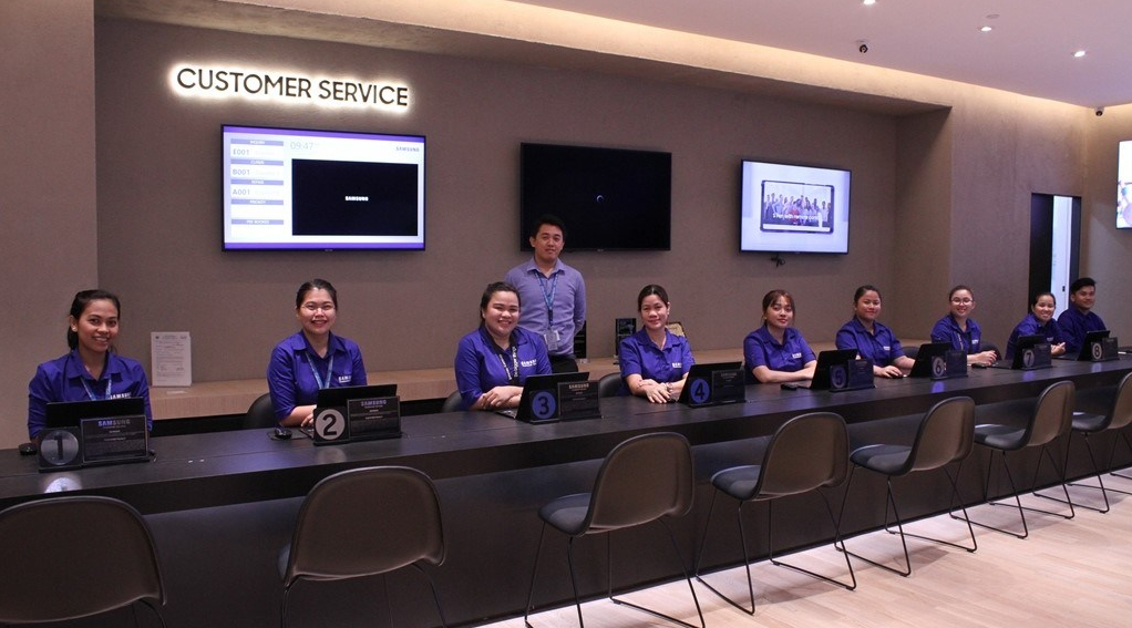 Samsung Philippines store Customer Service - Science and DIgital News