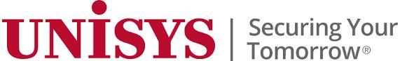 Unisys logo.