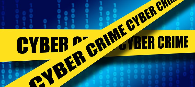 Hacker on Pixabay