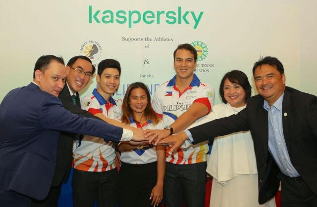 2019 Kaspersky ice hockey and tennis a
