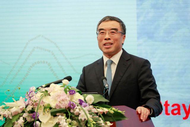 Huawei Chairman Ling Hua