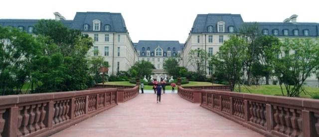 Huawei campus Dongguan