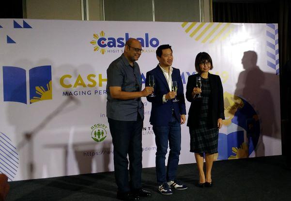 Cashalo groupie