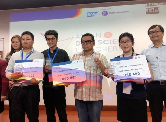 AdeMU, ADSE 2019, ASEAN Foundation, SAP SE, SDGs