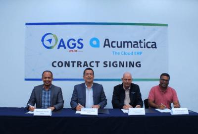 AGS, PLDT, Acumatica, bolsters, partnership, ERP