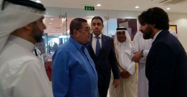 Qatar, Visa, Center, Amb. Al-Malki, Mamao