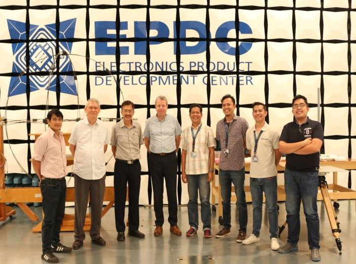 DOST, electronics, EPDC, products, boosts, testing