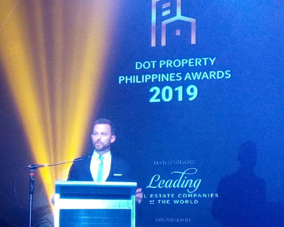 SMDC, top prize, Dot Property Philippines Awards 2019, real estate, developers