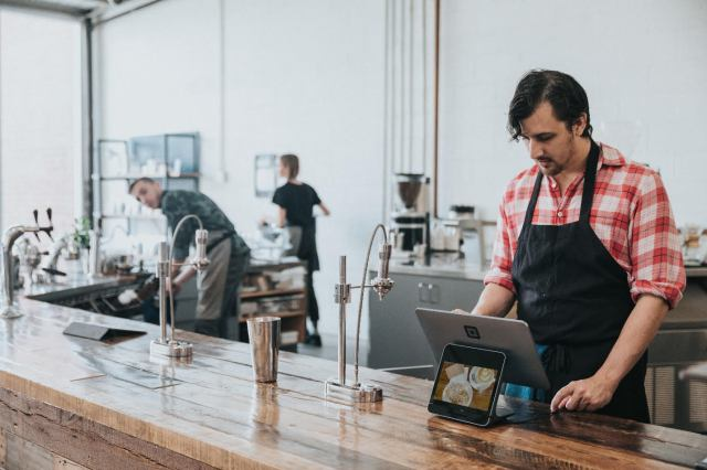 GenieTech, digital, restaurants