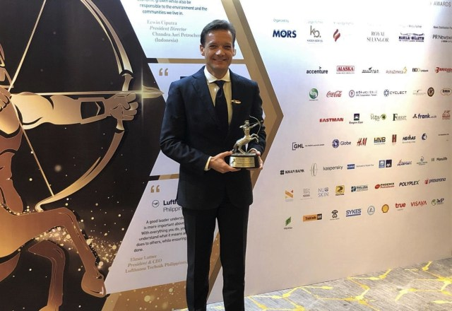 ACES Awards 2019, Outstanding Leaders in Asia, cybersecurity, APAC, IT