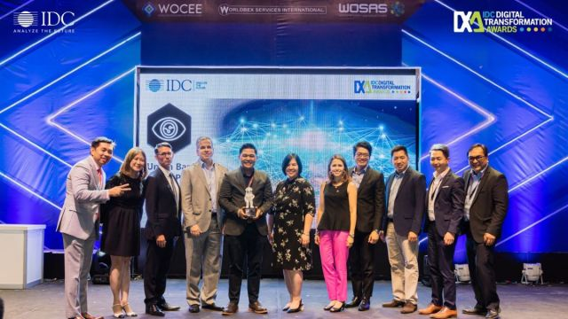 IDC Philippines, Digital Transformer Awards 2019, DXa, Union Bank, IT