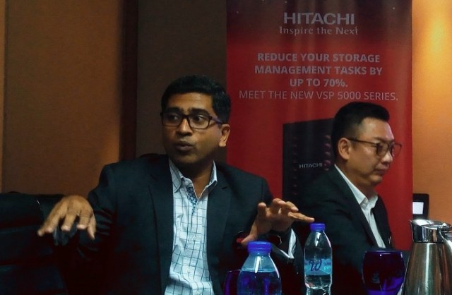Hitachi Vantara, Virtual Storage Platform 5000, VSP 5000, 'world's fastest', cloud, data