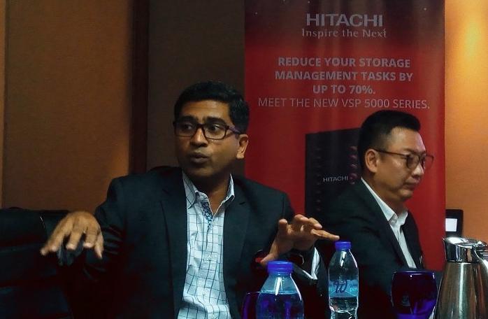 Hitachi Vantara, Virtual Storage Platform 5000, VSP 5000, 'world's fastest', cloud, data