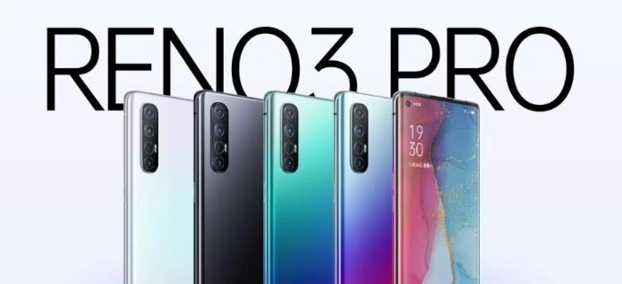OPPO, Reno3, Reno3 Pro, 5G, smartphones, quad camera