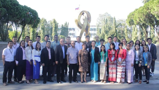 DOST, ASEAN helping ASEAN, scholars, Cambodia, Lao, Myanmar, Philippines