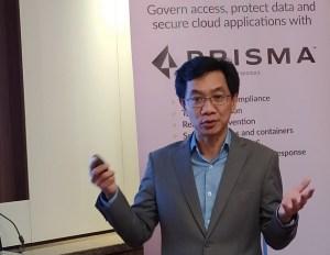 Palo Alto warns of more cyber attacks in 2021