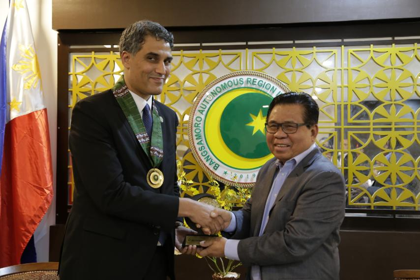 OIC, secretary general, 'eager to visit PHL', peace process, MNLF, MILF, OPAPP, BARMM