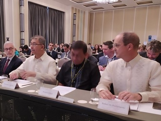EU, Copernicus Program, DOST, space, Haiyan, conference