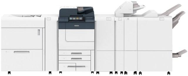 Fuji Xerox, raises bar, durable, digital, color multifunction, printer
