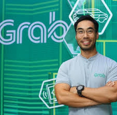 Grab, tech innovation, Covid-19, Filipinos, pandemic, Brian Cu