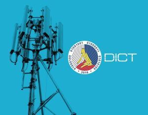 DICT logo