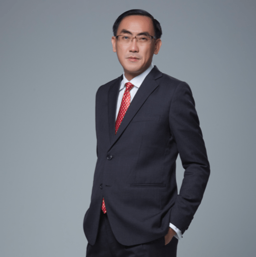 The image is General Manager Teo Siang Tiong, Kaspersky Southeast Asia.
