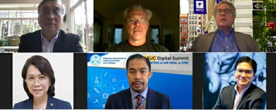 PASUC joins response to Covid-19 via Digital Summit