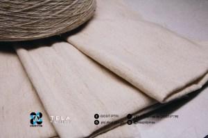 Bamboo fabric.
