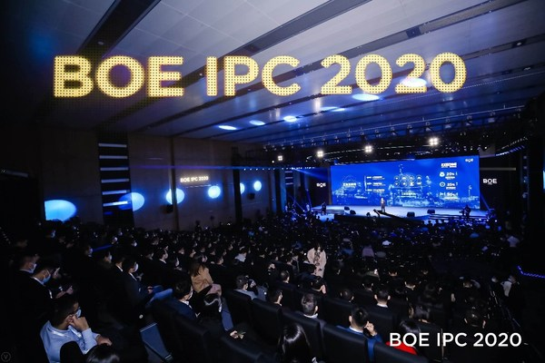 BOE Holds Innovation Partner Conference 2020