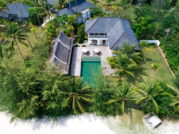Your Beachfront Private Residence