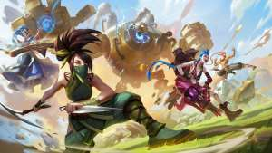 League of Legends: Wild Rift competition