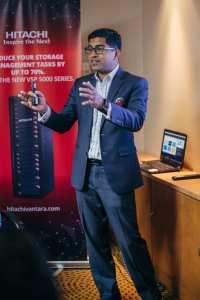 Hitachi Vantara names Varghese Mathew for ASEAN post.