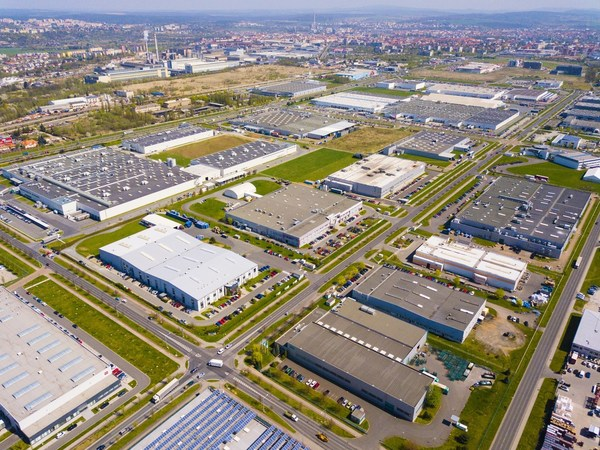 Sustainable green ecosystem of Apec Diem Thuy Industrial Park