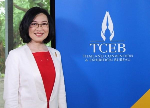 Mrs. Nichapa Yoswee, Senior Vice President – Business of TCEB